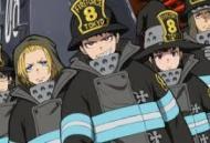 アニメ『炎炎ノ消防隊』