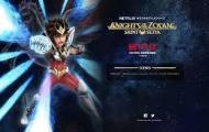 アニメ『聖闘士星矢: Knights of the Zodiac』