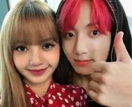 BTSジョングク&リサ