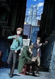 アニメ『歌舞伎町シャーロック』