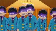 おそ松さんの六つ子