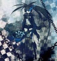 アニメ『ブラック★ロックシューター』
